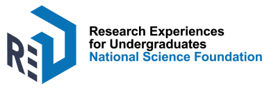 NSF Research Experience for Undergraduates Logo